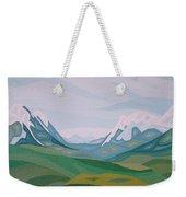 Alps 2 Weekender Tote Bag