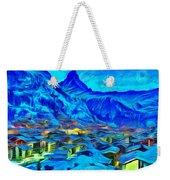 Alps Of Switzerland - Pa Weekender Tote Bag