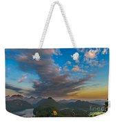 Alpsee Lake Weekender Tote Bag
