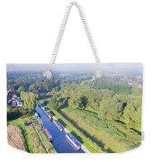 Alrewas Canal Weekender Tote Bag