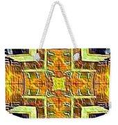 Altar Cross Tapestry Weekender Tote Bag