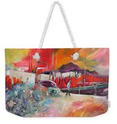 Altea Harbour Spain Weekender Tote Bag