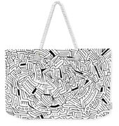 Alteration Weekender Tote Bag