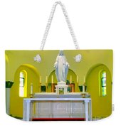 Altered Altar Weekender Tote Bag