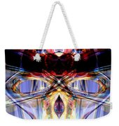 Altered States Abstract Weekender Tote Bag