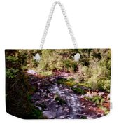 Altered States At The Park Weekender Tote Bag