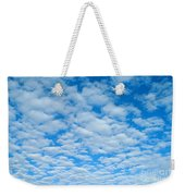 Alto-cumulus Weekender Tote Bag