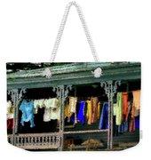 Alton Porch Wash Line No 1 Weekender Tote Bag