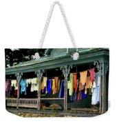 Alton Porch Wash Line No 2 Weekender Tote Bag