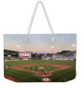 Altoona Curve Baseball Sunset Weekender Tote Bag