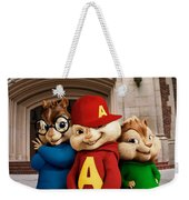 Alvin And The Chipmunks Weekender Tote Bag