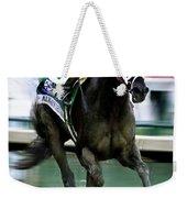 Always Dreaming, Johnny Velasquez, 143rd Kentucky Derby  Weekender Tote Bag