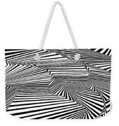 Always Evolving Weekender Tote Bag