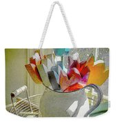Always In Bloom Weekender Tote Bag