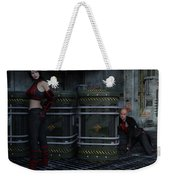 Am I Hearing Things Weekender Tote Bag