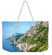 Amalfi Splendor Weekender Tote Bag
