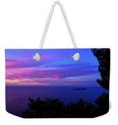 Amalfi Sunrise Weekender Tote Bag