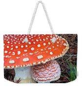 Amanita Muscaria - Red Mushroom Weekender Tote Bag