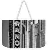 Amarillo Paramount Theatre - #1 Weekender Tote Bag