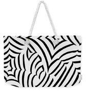Amazed Weekender Tote Bag by Tara Hutton