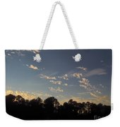 Amazing Clouds Before Sunset Weekender Tote Bag