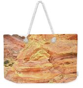 Amazing Color In Wash 3 - Valley Of Fire Weekender Tote Bag