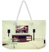 Amazing Home Theaters Systems Weekender Tote Bag