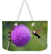 Amazing Insects - Hummingbird Moth Weekender Tote Bag