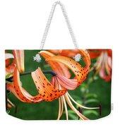 Amazing Tiger Lily Weekender Tote Bag