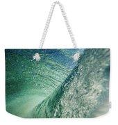 Amazing Wave Weekender Tote Bag