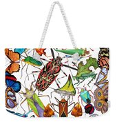 Amazon Insects Weekender Tote Bag