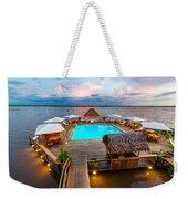Amazon Swimming Pool Weekender Tote Bag