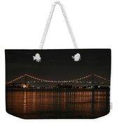 Ambassador Bridge  Weekender Tote Bag