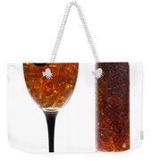 Amber #8118 Weekender Tote Bag