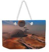 Amber Crest Weekender Tote Bag