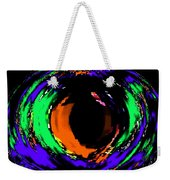 Amber Eye Weekender Tote Bag