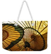 Amber Light Within Weekender Tote Bag