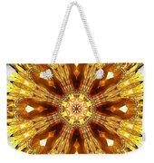 Amber Sun. Digital Art 3 Weekender Tote Bag