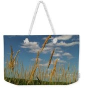 Amber Waves Of Grain Weekender Tote Bag