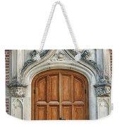 Amboise Door Weekender Tote Bag