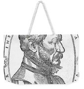 Ambroise Pare, French Surgeon, 1561 Weekender Tote Bag