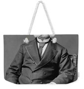 Ambrose Burnside And His Sideburns Weekender Tote Bag