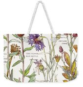 Ambrosia IIi Weekender Tote Bag