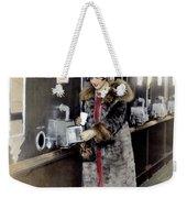 America: Automat, C1925 Weekender Tote Bag