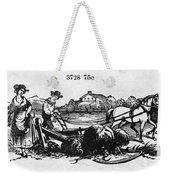 America: Farming, C1870 Weekender Tote Bag