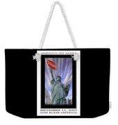 America On Alert II Weekender Tote Bag