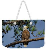 American Bald Eagle 2 Weekender Tote Bag