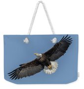 American Bald Eagle 2017-18 Weekender Tote Bag