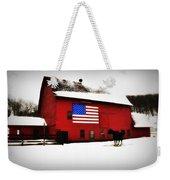 American Barn Weekender Tote Bag by Bill Cannon