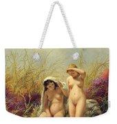 American Beauties Weekender Tote Bag